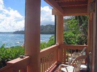 Step out the door and onto the beach!  April/May remaining dates $149/night - Wainiha vacation rentals