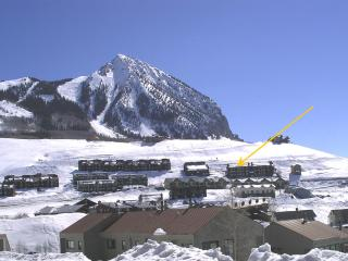 Beautiful Condo with Internet Access and Dishwasher - Crested Butte vacation rentals