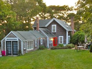 THE LARRIER HOUSE - VH SMOO-65 - Vineyard Haven vacation rentals