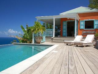 Romantic House with Deck and Internet Access - Tortola vacation rentals