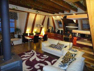 Deluxe 4 bedroom penthouse in medieval Old Town - Estonia vacation rentals