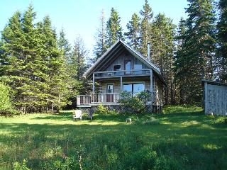 Big Hill Retreat - secluded Log Chalet - Cape Breton Island vacation rentals