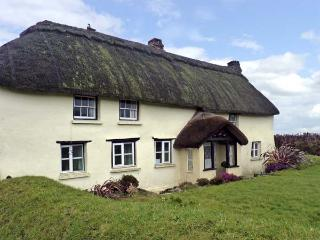 GORRANS DOWN COTTAGE, pet friendly, character holiday cottage, with a garden in Hartland, Ref 5243 - Bucks Cross vacation rentals