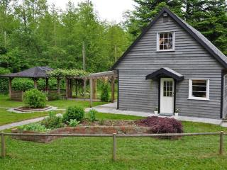 Willow Farm Cottage on 22 acre Quadra Island farm. - Cortes Island vacation rentals