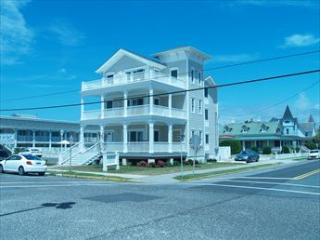 Cape May 3 BR/2 BA House (Surf Apartments 49957) - Cape May vacation rentals