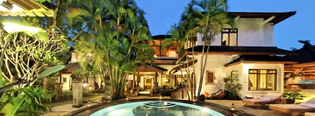 The villa Asih - Villa Asih,a sparkling jewel in Kuta-Legian (6br) - Kuta - rentals