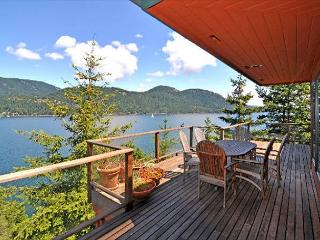 Seaside on Orcas, Private, Gorgeous Waterfront & Hot Tub! - Eastsound vacation rentals