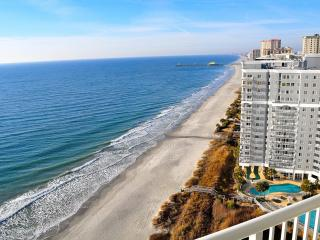 Spectacular Oceanfront 3 Bedroom Penthouse at Seawatch Resort - Myrtle Beach vacation rentals