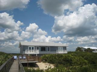 Solstice Beach Front House Crescent -St. Augustine - Saint Augustine Beach vacation rentals