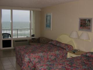 Oceanfront Studio at Pirates Cove - Daytona Beach vacation rentals