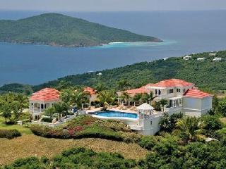 Infinity - Gated Hilltop Estate - Infinity Pool, Romantic Gazebo - Saint Thomas vacation rentals
