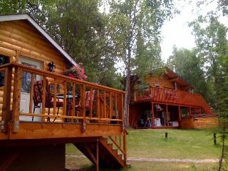 Beautiful Lakefront Lodge - Home and Cabin rentals - Sterling vacation rentals