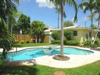 Private Deco Pool Home in Historic Hollywood, Fla. - Hollywood vacation rentals