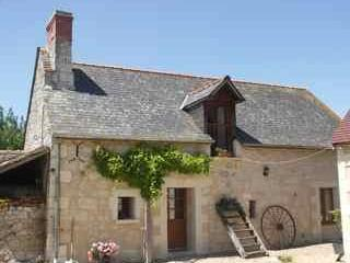 Les Mortiers - Loire Gites + heated pool + Wifi - Azay-le-Rideau vacation rentals