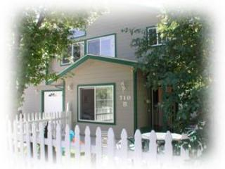 lovely bedroom, downstairs unit. - 710-c W. Birch   1 bedroom/1 bath - Flagstaff - rentals