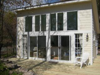 2 Beachfront Cabins directly on Lake Michigan - Muskegon vacation rentals