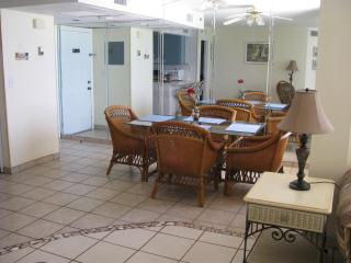 Spacious Condo with Great View of Beach and Gulf - Panama City Beach vacation rentals