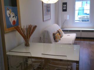 Centric, bright, quiet with terrace - Barcelona vacation rentals