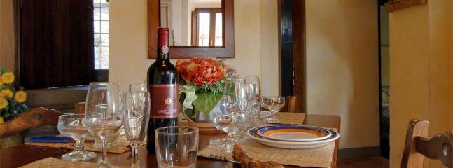 Charming Farmhouse Barn with Internet Access and Dishwasher - Castellina In Chianti vacation rentals