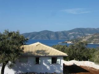 BLISSFUL SECLUDED VILLA WITH PANORAMIC SEA VIEWS! - Vasiliki vacation rentals