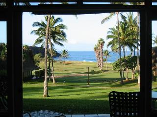 Incredible whitewater 1BR ocean view condo - Waialua vacation rentals