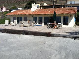 La Mision Baja Ca, Mex, Beach Front! 4 bdrm 3 bath - La Mision vacation rentals