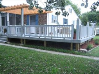 Heavenly 2 BR/1 BA House in Cape May (44617) - Cape May vacation rentals