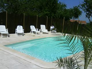 Charming House with Deck and Internet Access - Poitiers vacation rentals