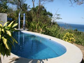 POOL, STUNNING OCEAN VIEW, QUIET, WILDLIFE CORRIDOR - Montezuma vacation rentals