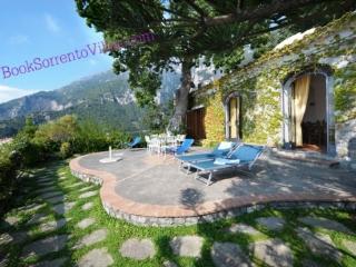 VILLA PARTENOPE - AMALFI COAST - Positano (Nocelle) - Nocelle di Positano vacation rentals