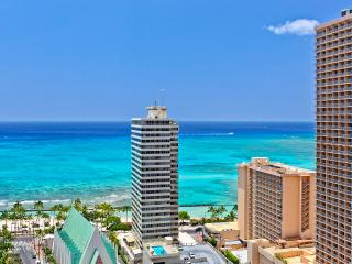 WAIKIKI BANYAN-Ocean View Dream - Aug/Sept Special - Honolulu vacation rentals