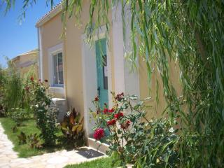FLOWER VILLA 2 -  1 BEDROOM - 250M FROM THE BEACH - Argyrades vacation rentals