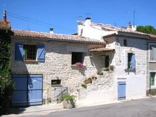 La Trouvaille - village house w/pool near Uzès - Sanilhac-Sagries vacation rentals