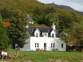 GRAN'S HOUSE-TORRIDON-WEST SCOTTISH HIGHLANDS - Gairloch vacation rentals