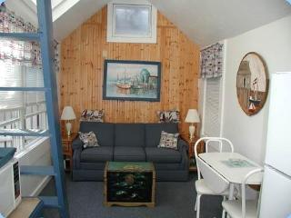 Unit # 7 Duplex with Loft Bedroom/Garden Patio - Provincetown vacation rentals