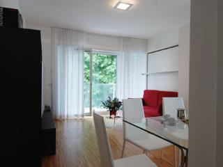 Modern studio with large balcony - Milan vacation rentals