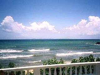 From the terrace at Casa del Marullo - Casa del Marullo - Isla de Vieques - rentals