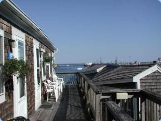 Upper Deck Corner Studio #11 with waterviews - Provincetown vacation rentals