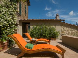 Sophisticated Villa in a Village in Southern Tuscany - Residenza Orcia - Castelmuzio vacation rentals