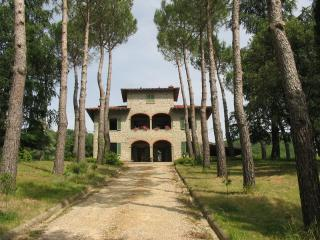 Large Villa with Pool Near Arezzo - Villa Sasso - Subbiano vacation rentals