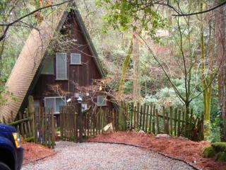 Cottage on the Creek/Nestled Under Redwoods - Santa Cruz vacation rentals