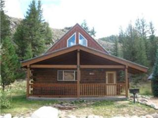 Modern and Roomy 2BR Cabin with Large Loft at Three Rivers Resort in Almont (#28) - Image 1 - Almont - rentals