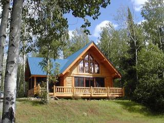 SUNSET BAY- Lakefront  Log Vacation Home, Dog Lake - Thunder Bay vacation rentals