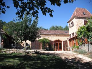 Barn + annex, rural location, nature, walking - Montcabrier vacation rentals