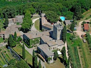 Vacation Farmhouse with 3 Bedrooms in Siena - Siena vacation rentals