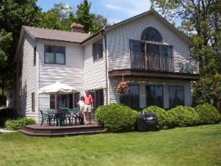 West Michigan Executive Lakefront Home - Grand Rapids vacation rentals
