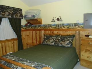 Fully furnished cabins near Glacier National Park - West Glacier vacation rentals