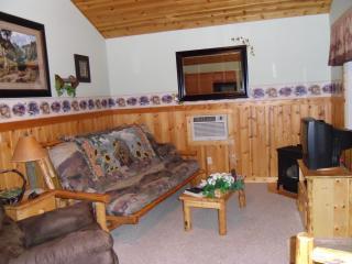 Fully furnished cabins near Glacier National Park - West Glacier vacation rentals