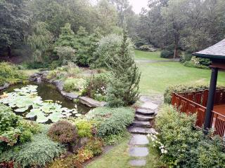Kismet~Shingle Style Home w/Koi Pond and Pool - Jamestown vacation rentals