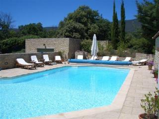 Provence - 6 bed/6 bath property with heated pool - Cucuron vacation rentals